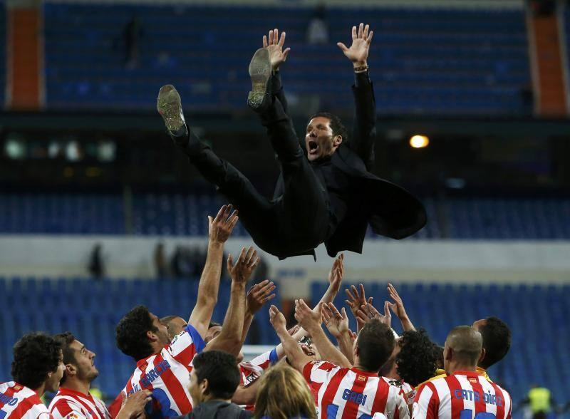 Atl&eacute;tico de Madrid, campe&oacute;n de la Copa del Rey 2013