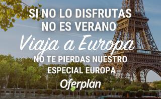 Especial verano en Europa