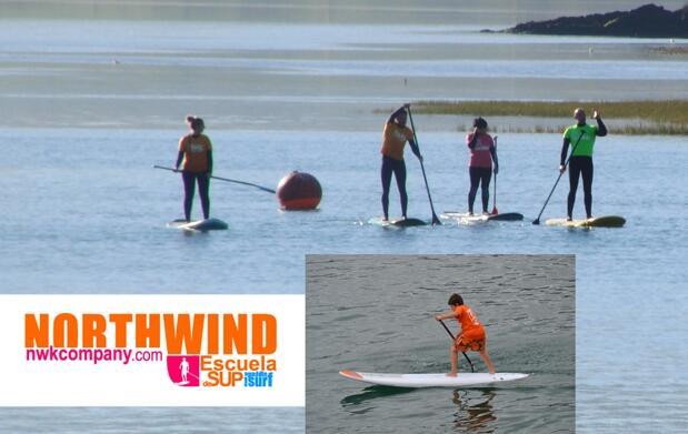 Iníciate en el Stand Up Paddle Surf