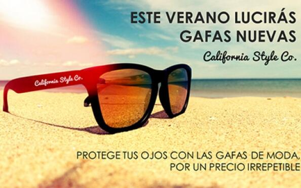 Gafas de sol California Stylo Co
