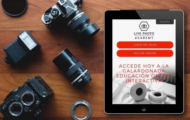 Curso Online de Fotografía por 2€
