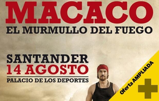 Concierto de Macaco  | Santander
