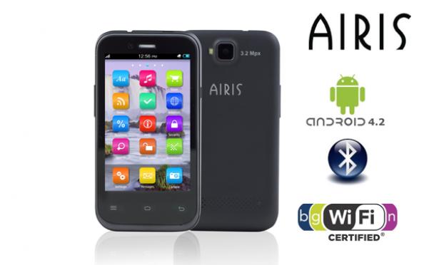 Smartphone AIRIS TM36DM
