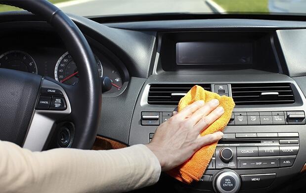 Lavado ecológico de coche interior y exterior