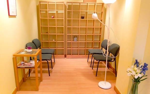 Una o dos sesiones de fisioterapia