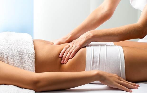 Drenaje linfático o masaje con Cellutec