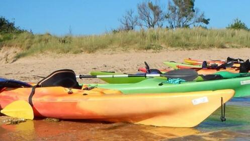 Experiencia única en kayak