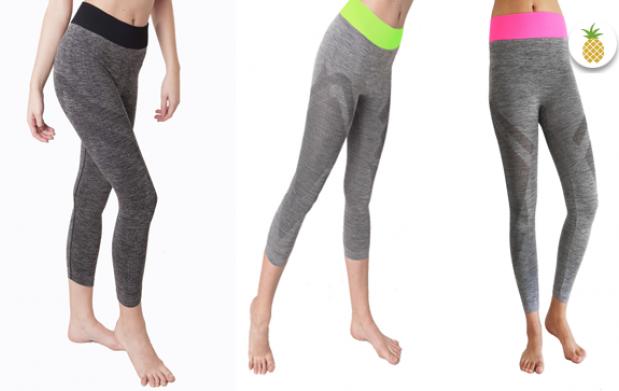 Leggings malla Fitness con polipropileno