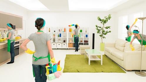 Limpieza a fondo de tu casa