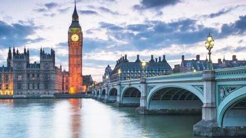 Londres: 3 días / 2 noches de hotel + vuelo