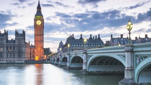 Londres: 2 noches en hotel + vuelo