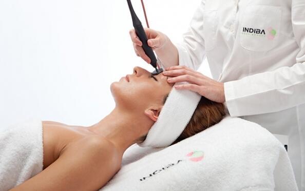 Completo tratamiento facial Indiba