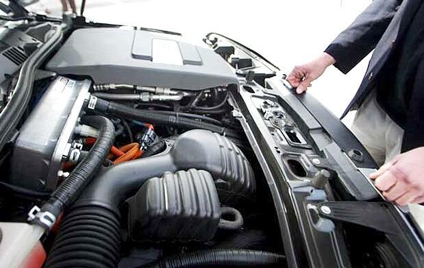 Carga el aire acondicionado del coche