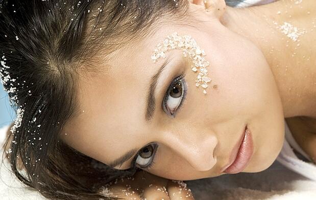 Higiene facial con ultrasonido