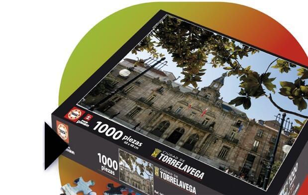 Puzzle de 1000 piezas por sólo 2€
