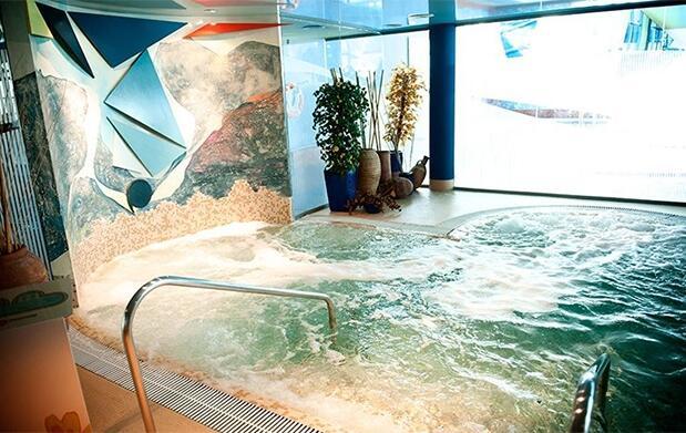Circuito spa + masaje para 2