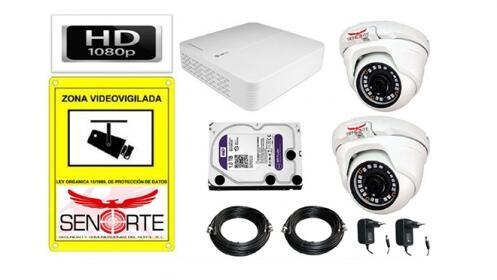 Sistema de grabación de imágenes, instalación y configuración en red