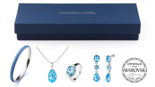 Caja de regalo Swarovski Crystals