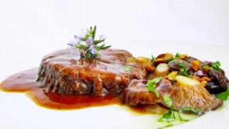 Menú Degustación Italiano para dos personas en Hotel Bemon Playa en Somo