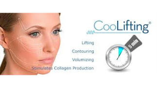 Sesión de coolifting facial