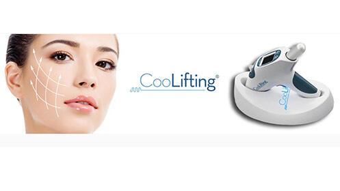 Sesión de coolifting facial