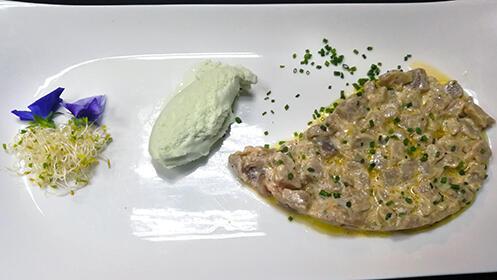 Exclusivo menú degustación o premium de 6 u 8 tiempos en Puente Arce desde 19.9€