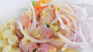 Menú de 5 recetas peruanas para dos personas