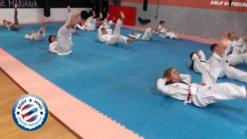 1 ó 3 meses de Taekwondo en el gimnasio Body & Mind