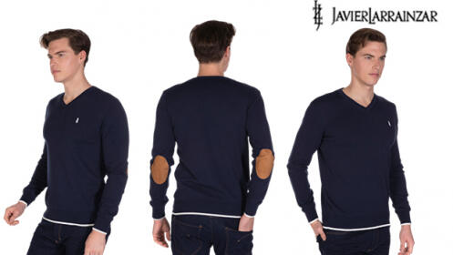 Jersey de pico Javier Larrainzar