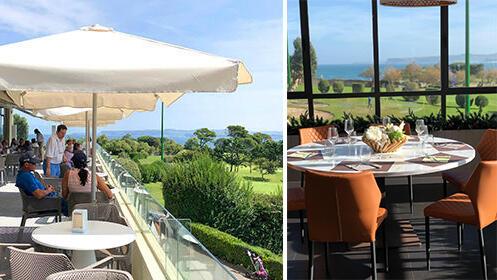 Menú para dos en Restaurante Golf Mataleñas por 30€