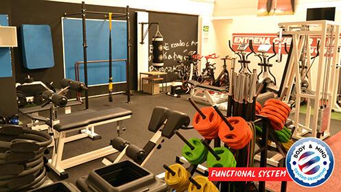 1 mes de acceso a cualquier actividad en el gimnasio Body & Mind para dos personas