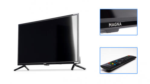 Smart TV LED Magna de 32 pulgadas 32h537b