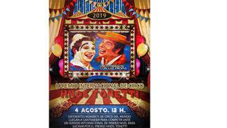 """Entradas para el I Premio Internacional de Circo """"Hnos. Tonetti"""" por 9.90€"""