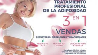 Vendas reductoras y reafirmantes by Naturalia Sintesi por 19.9€
