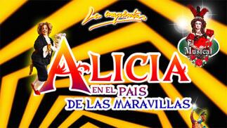 Entradas ALICIA EN EL PAIS DE LAS MARAVILLAS, en el Teatro Salesianos en Santander por 9.60€
