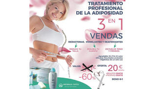 Vendas reductoras y reafirmantes by Naturalia Sintesi por 20€