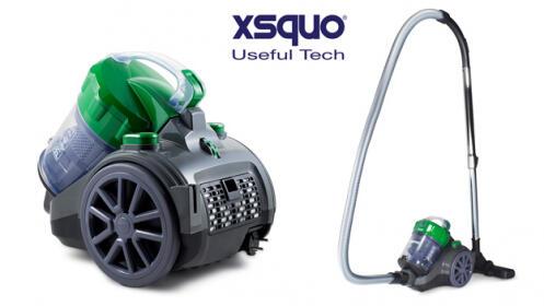 Aspiradora TurboVac Efficient XSQUO