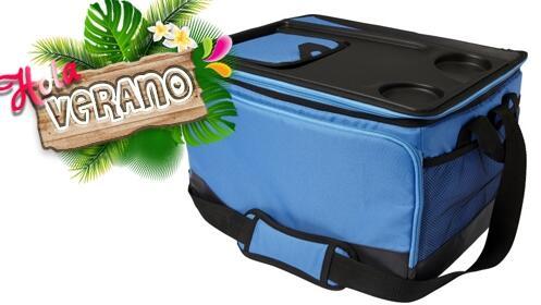 ¡Hola verano! Bolsa nevera para la playa, campo o piscina por 9.95€