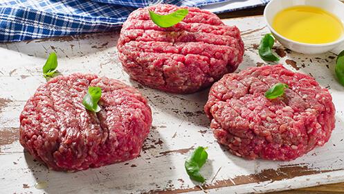 ¡Lote de carne para barbacoa!