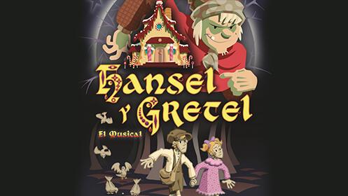 """Entradas """"HANSEL Y GRETEL El Musical"""" en el Teatro Salesianos en Santander por 6.40€"""