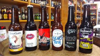 Cata de cervezas de Cantabria con maridaje de productos cántabros