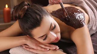 Sesión de Chocolaterapia con masaje relajante por 22€