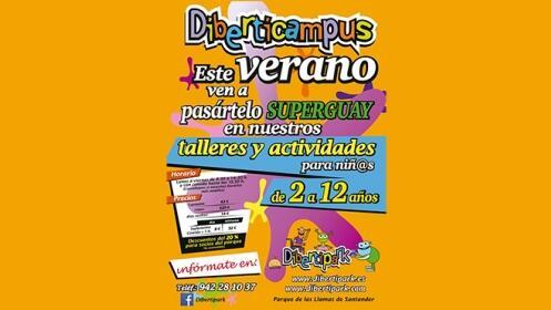 Campus de Verano en pleno Santander