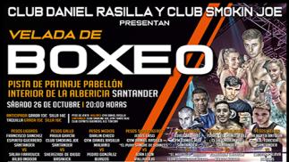 Entradas para boxeo, en Santander, el 26 de octubre desde 9.9€