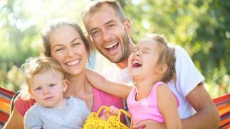 Reportaje fotográfico especial familia por 10€