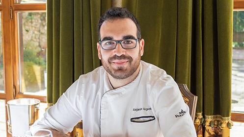 Exclusivo Gastroplan en el restaurante El Jardín de Gil Blas