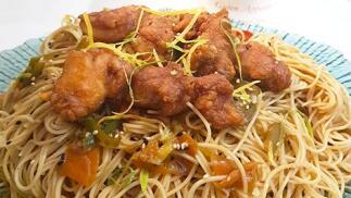 Menú japonés para local o recoger