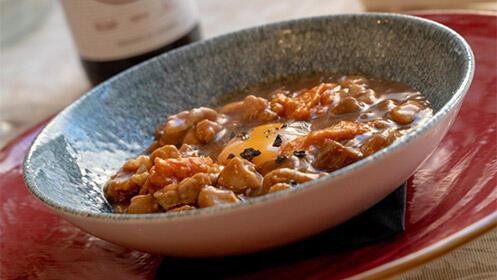 Exclusivo Gastroplan en restaurante La Cocina de Llamosas