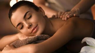Masaje relajante + drenante + circulatorio + regulación de chakras por 29€