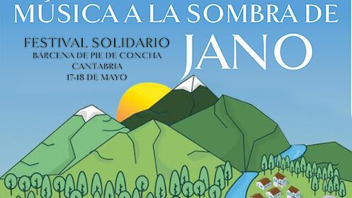 """Abono para el festival """"Música a la Sombra de Jano"""" los días 17 y 18 de mayo por 9.90€"""